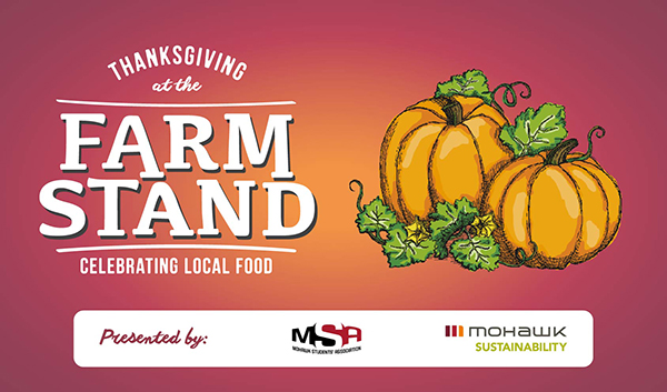 Thanksgiving at the Farm Stand - Celebrating Local Food